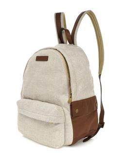 $2645 Brunello Cucinelli Country Backpack With Side Pockets