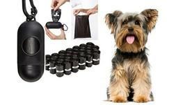 500 Pet Waste Dog Poop Bags with Free Dispenser