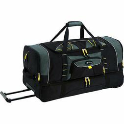 Soccer Duffel Bag With Wheels Large Wheeled Rolling For Men