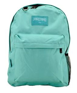 Back to School Backpack Turquoise Large backpack for Kids w/