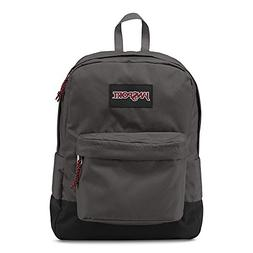 JanSport Black Label Superbreak Backpack - Forge Grey - Clas