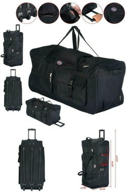 Duffel Bag Large For Men Women With Wheels Travel Carry-On G