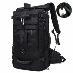 Duffle Travel Backpack Carry-On Bag Flight Approved Daypack
