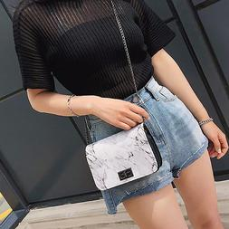 <font><b>Bags</b></font> for Women 2019 Marble Pattern Shoul