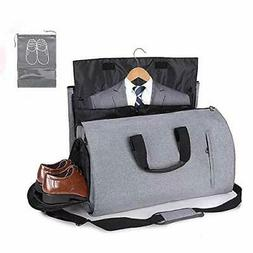 Garment Bags for Travel, Carry On Suit Bags Travel Roll Up f