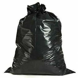 Aserson Heavy Duty Contractor Trash Garbage Bags, 20 Bags Pe