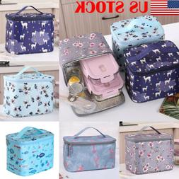 Insulated Lunch Bag Adult Small Lunch Box For Work Office Sc