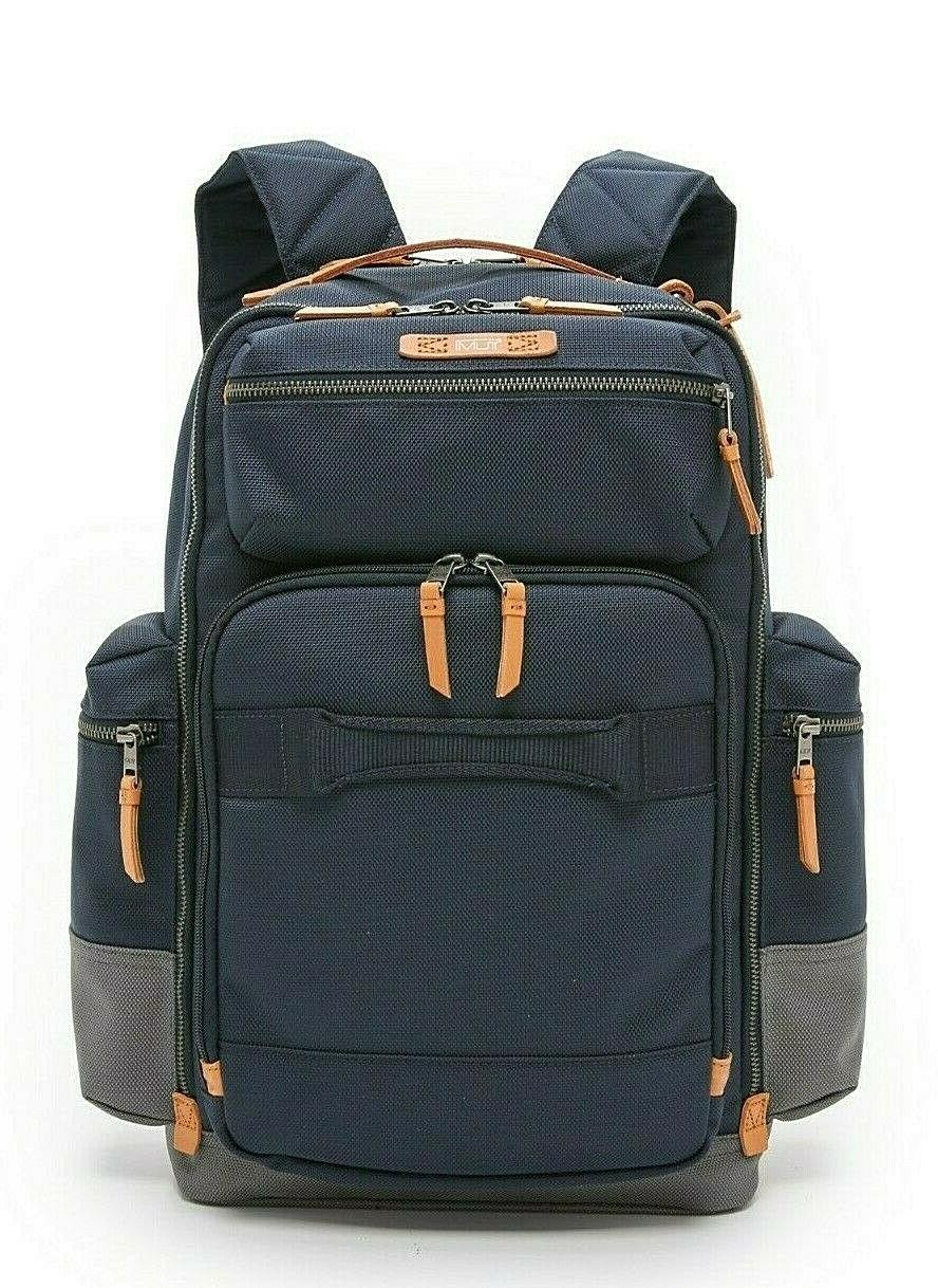 Tumi Dalston Mens Laptop Travel Backpack Navy Blue