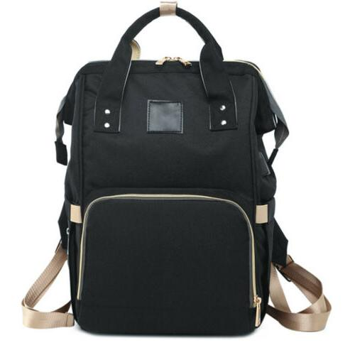 Diaper Bag Nappy For Fashionable Large Travel