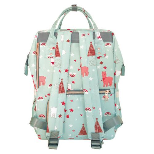 LAND Diaper Backpack Large Changing