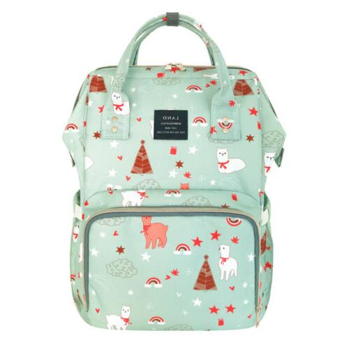 Backpack Nappy Large Changing