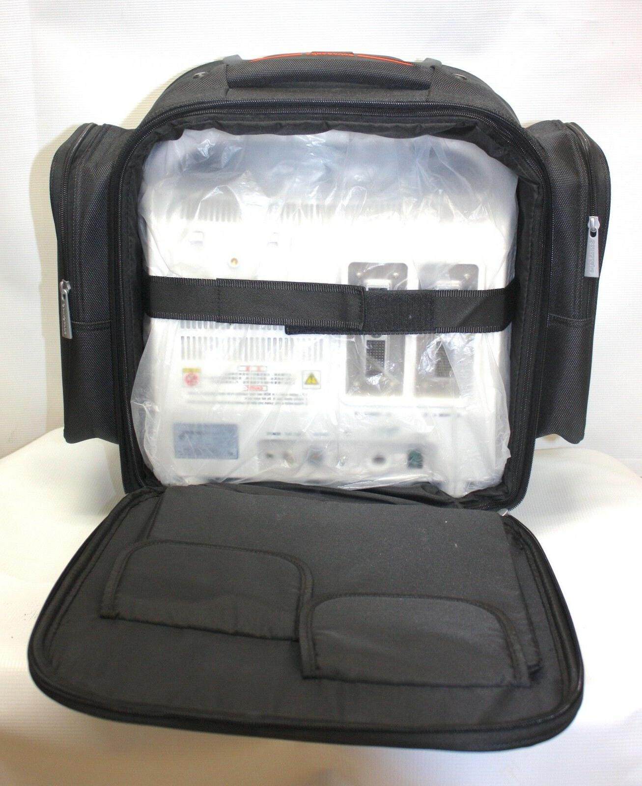 Genuine SonoScape Firm Case Only w/ Handle, &