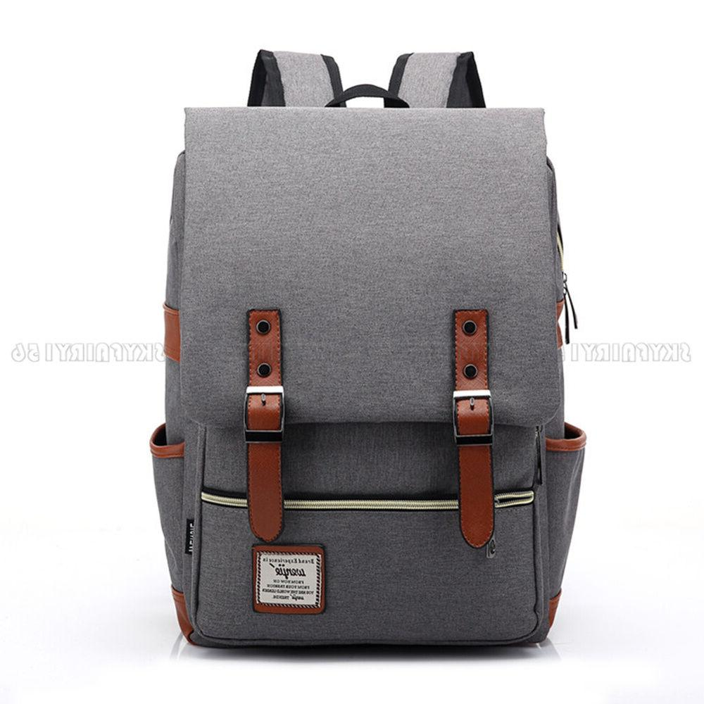 Girl Canvas Leather