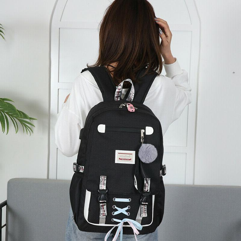 2019 for with Lock Backpack Women