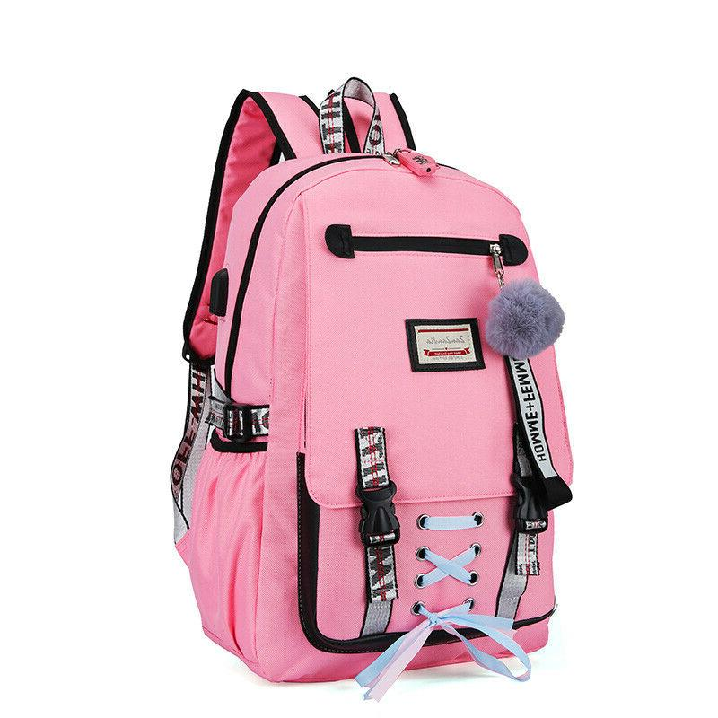 2019 Large for Teenage Girls with Backpack