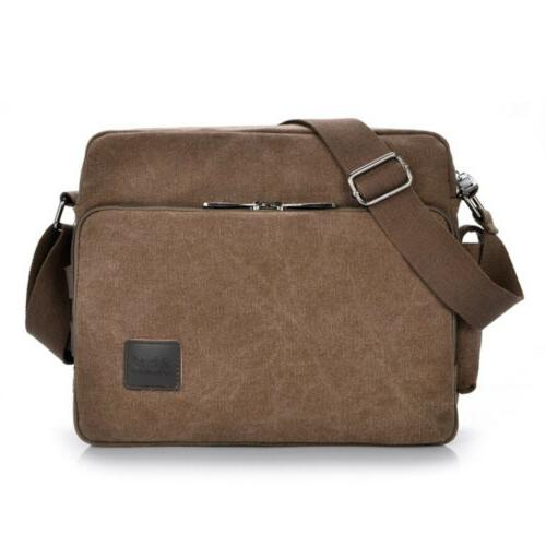 Crossbody School Satchel Messenger Shoulder