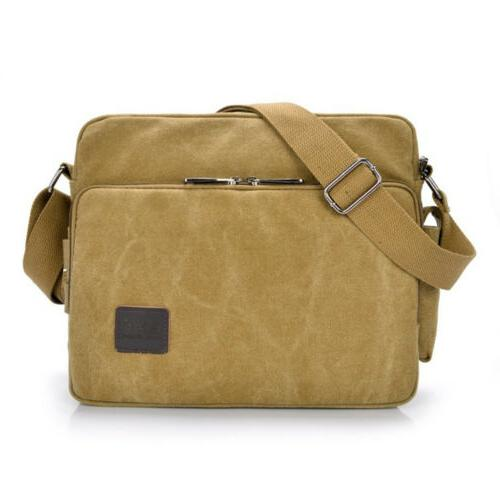 Men Crossbody Bag Satchel Messenger Shoulder Bags