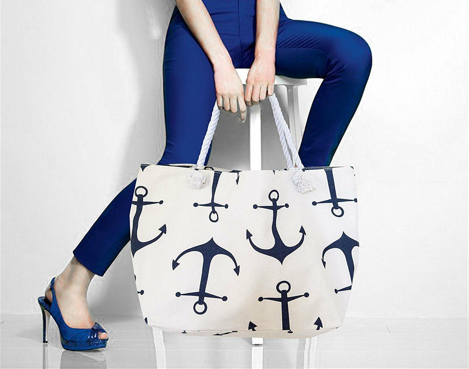 Large Canvas Tote for Bag