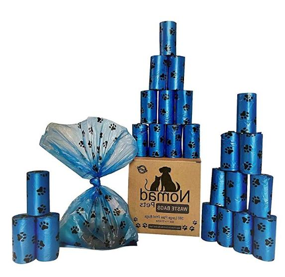 Poop Bags for Dogs Biodegradable Waste Pet Dog/Cat Scented &