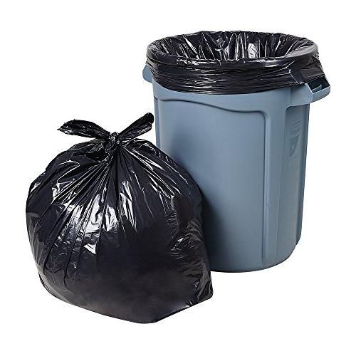 Trash Bags, For 55 Gallon, Large