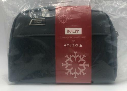 travel pouch accessory case toiletry bag delta