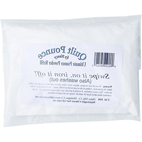 ultimate quilt pounce chalk refill