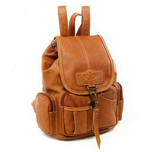 Women Backpack Shoulder Satchel Travel
