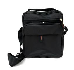 Men's Small Messenger Bag with Adjustable Strap