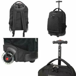 Premium Roller Rolling Bag School Backpack With Wheels For G