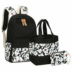 School Backpack for Teen Girls Boys Middle School Student Sc