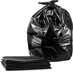 Trash Bags, For 55 Gallon, Large Heavy Duty Garbage Bags, 50